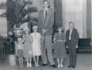gigantism - the tall man