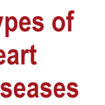 types of heart diseases