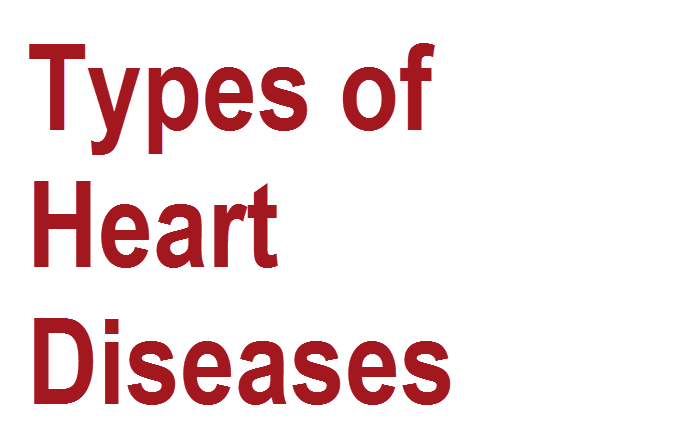 types-of-heart-disease