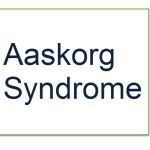 aaskorg-syndrome