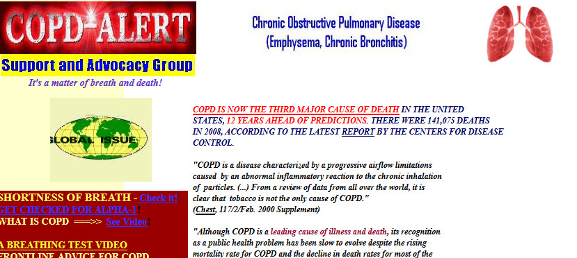 COPD Alert