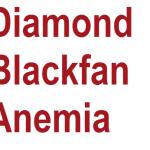 diamond blackfan anemia or diamond blackfan syndrome