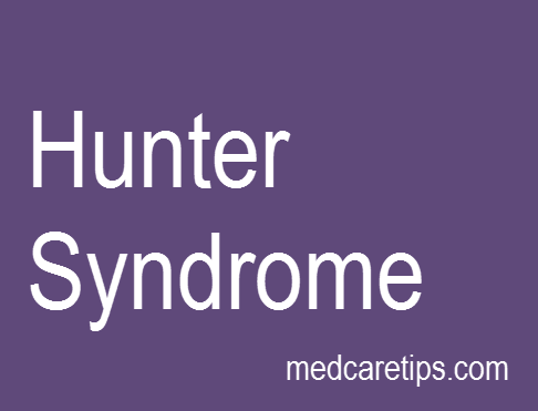 Hunter Syndrome Image