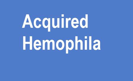 acquired hemophilia