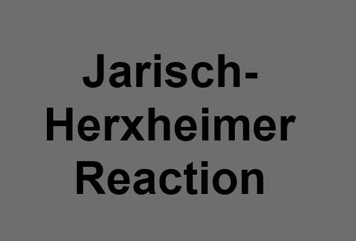 jarisch herxheimer reaction
