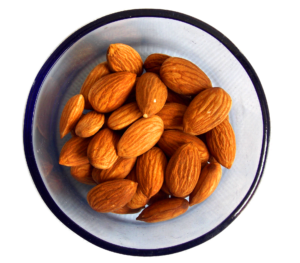 Almonds increase breast milk production