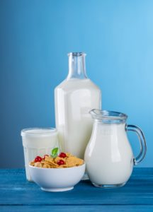 Milk increases breast milk production