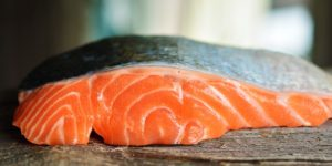 salmon increases breast milk production