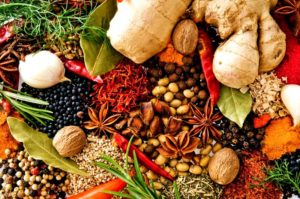 Spices are important foods that increase breast milk production
