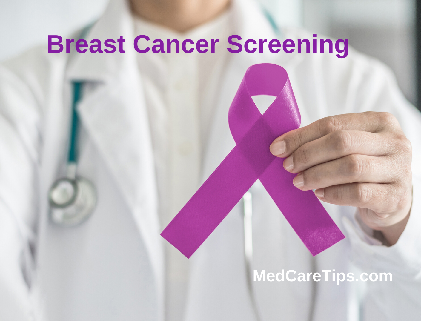 screening of breast cancer