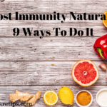Boost immunity naturally